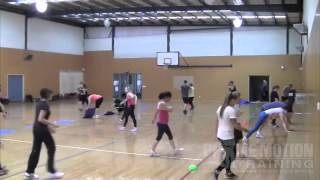 Training For The Victoria Police Fitness Test | Illinois Agility Test