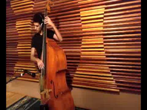 Ray Brown- Night Train bass solo. (By Yair Ophir)
