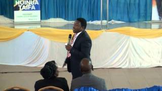 [ Prophet Frank Julius Kilawah ] Taching Kigoma Prophetic Summit First Day