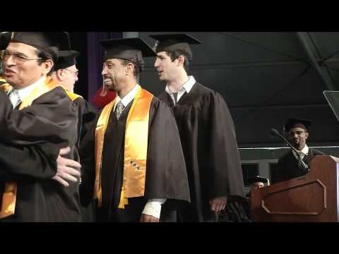 Montgomery College Commencement 2012