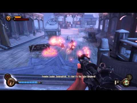 Bioshock Infinite | Bucking Bronco