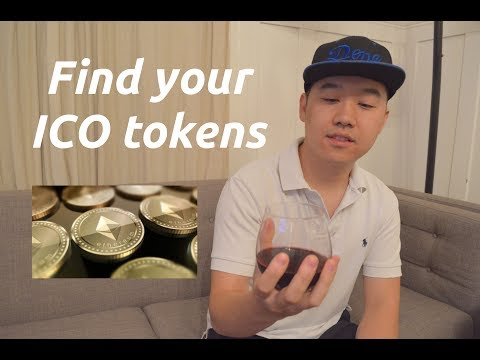 HOW TO: Get Your Tokens After An ICO! (Using Parity Wallet)