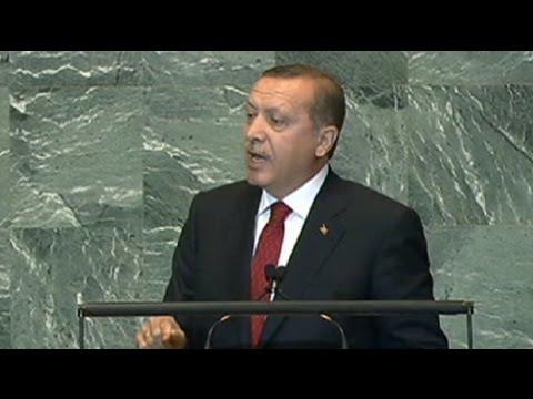 Turkey pledges support for Palestinian statehood bid
