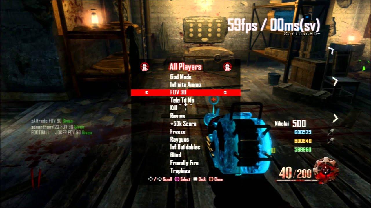 Black Ops 2 Zombies Mod Menu Ps3 Website - Year of Clean Water