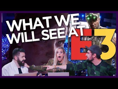 Our Wild E3 2018 Predictions! | screenPLAY