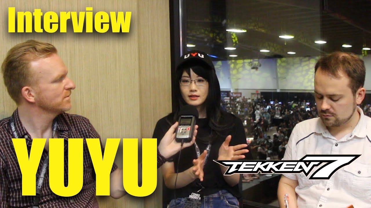 Uyu Yuyu Interview Tekken 7 Combo Breaker 2018 Timestamps Youtube