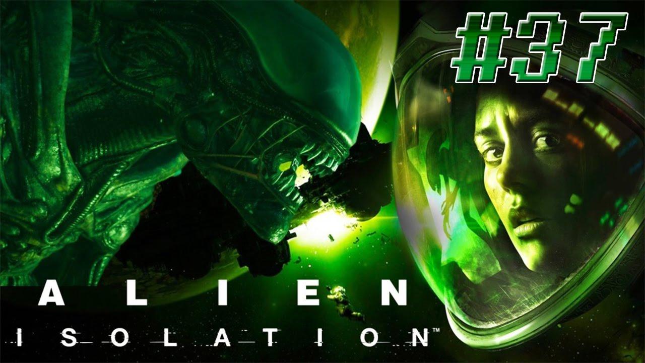 Alien Isolation 37 Retour Au Bureau Du Marshal Lets Play FR