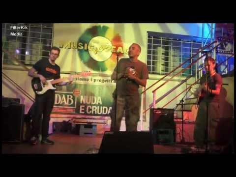 Senza Dread : Che Festival (Music For Peace), Genova, 08/06/2013