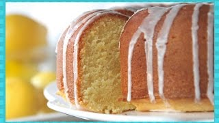 How To Make Southern Lemon Pound Cake