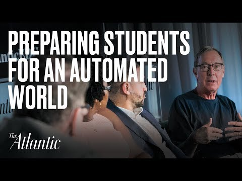 Preparing Students for an Automated World