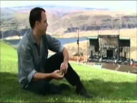 Dave Matthews Band talks about the Gorge ampitheater in Washington State.