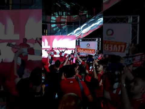 YNWA Song Live Before Final UCL Liverpool Vs Spurs
