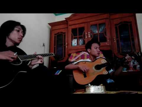 Payung Teduh - Kucari Kamu cover by Kete & C_King