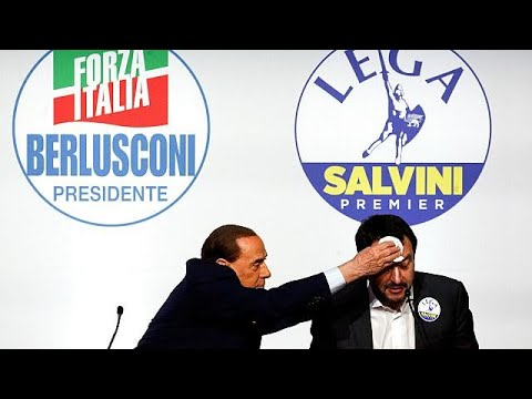Berlusconi pledges to back League's Salvini as Italy's next PM