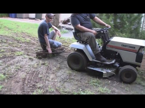 Download Diy Lawn Mower Cultivator Sled Attempt Part 1 MP3