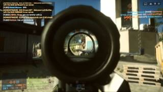 Battlefield 4 Multiplayer || FAST GAMEPLAY || GT 220 1GB || LOW || 1280x720 || 30~40 FPS RANGE ||