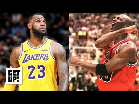 984a887dba39 LeBron passing MJ on the all-time scoring list is a historic achievement –  Jalen Rose