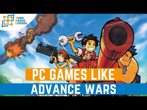 Pc Games Like Advance Wars (2003 - 2019)