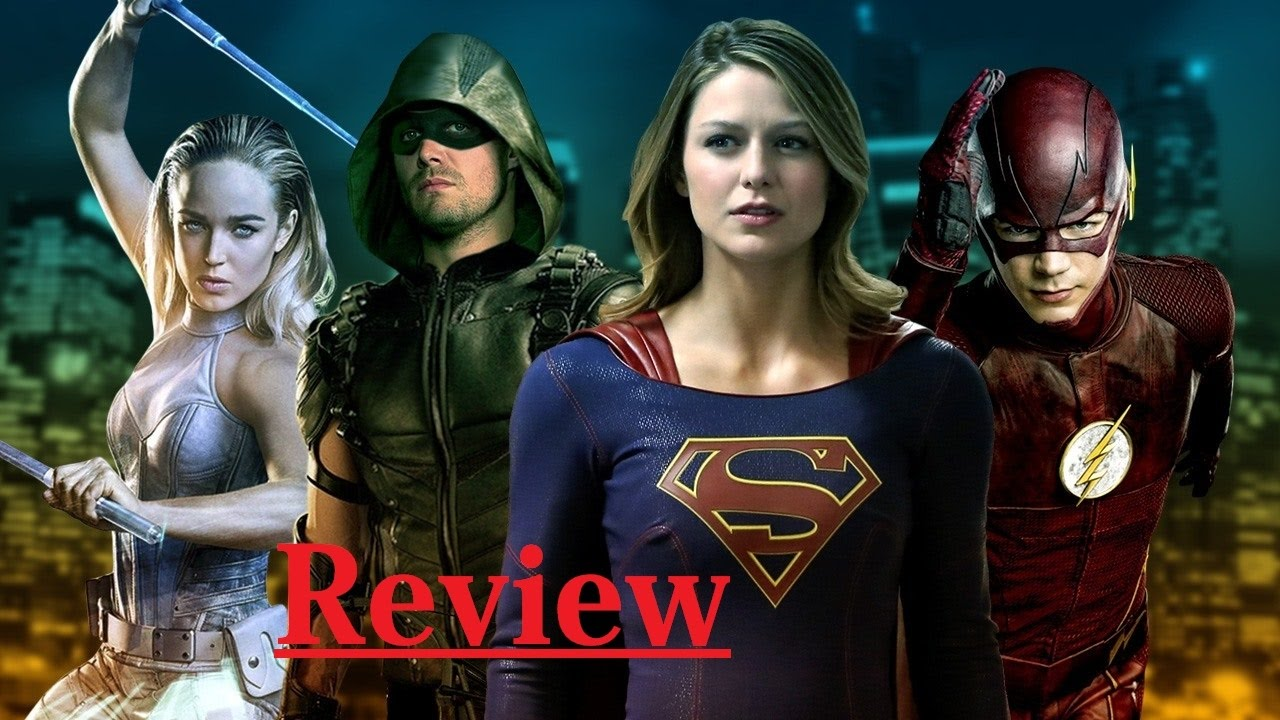 Review DC Crossover #1 Invasion (Supergirl, Flash, Arrow ...