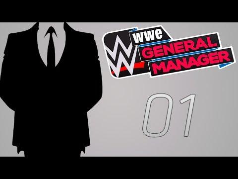 Somos el General Manager! | WWE 2K17 Modo Universo