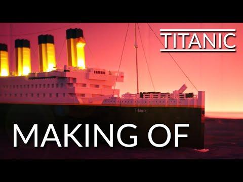 Making of Lego