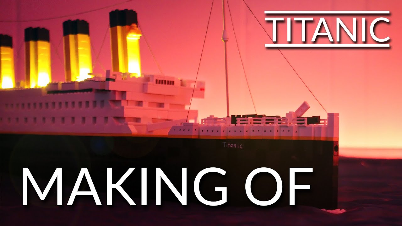 Titanic - Making Of