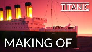 Making of: Lego Titanic