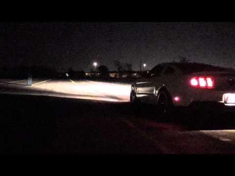 2 step - 2012 Supercharged Mustang GT 5.0