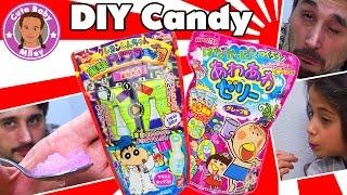 JAPANESE GLIBBER CANDY Drinks - Süßigkeiten selber machen DIY Kit | CuteBabyMiley
