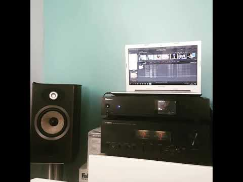 yamaha as 2100 focal aria 906 pioneer n50 dac youtube. Black Bedroom Furniture Sets. Home Design Ideas