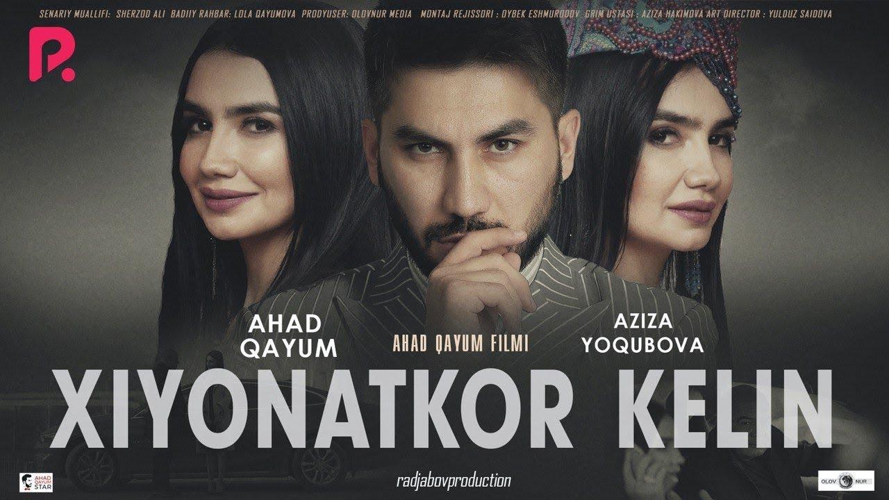 Xiyonatkor kelin (o'zbek film) | Хиёнаткор келин (узбекфильм) 2019 #UydaQoling