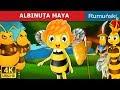 Download ALBINUȚA MAYA | Povesti pentru copii | Romanian Fairy Tales