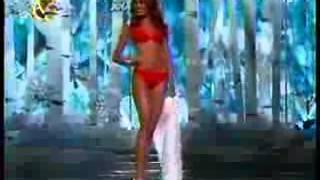 Venezuela en traje de baño en el Miss Universo 2013