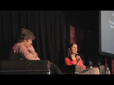 Nina Miall and Chris McAuliffe on Santiago Sierra I 13 Rooms