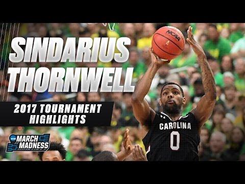 2017 NCAA Tournament: South Carolina's Sindarius Thornwell