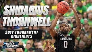 2017 NCAA Tournament: South Carolina's Sindarius Thornwell