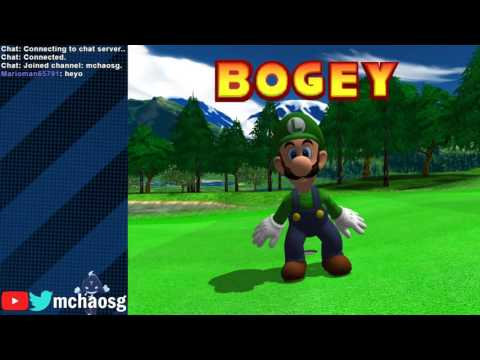 Mario Golf: Toadstool Tour with Friends