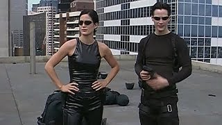 Covernment roof 'The Matrix' Behind The Scenes