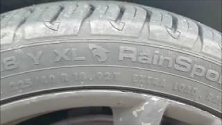 видео Купить шины Uniroyal Rain Sport 3 215/50 R17 91 Y в Калининграде