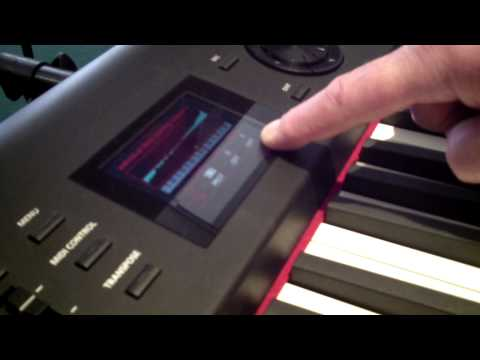 B Street Music - Roland RD-800 Demo with Scott Berry from Roland US