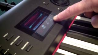 b street music roland rd 800 demo with scott berry from roland us