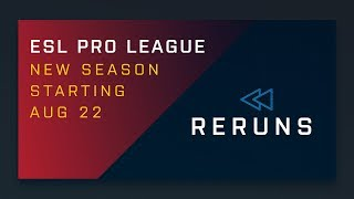 RERUN: G2 vs. Immortals [Overpass] - Round 3 Group A - Dallas Finals - ESL Pro League Season 5