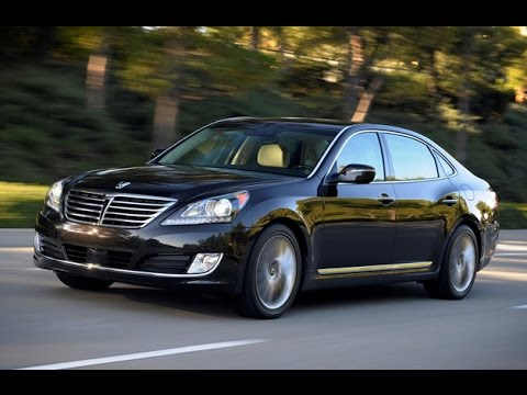 design new 2015 hyundai equus 2015 hyundai equus redesign hyundai equus reviews youtube. Black Bedroom Furniture Sets. Home Design Ideas