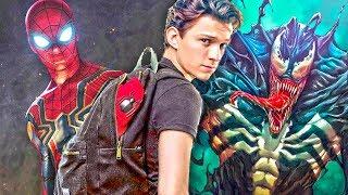 ¡Boom! Director confirma el SPIDER-MAN de Tom Holland en VENOM.