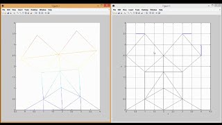 Aplicación en matlab para análisis de armaduras planas. elementos finitos (elementos plain strain)
