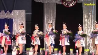 Sacramento Hmong New Year 2016 - 2017: Miss Hmong CA Pageant - Crowning Maiv Yaj Thoj