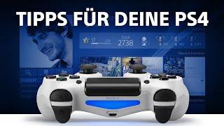 7 Lifehacks Für Euer PS4 System
