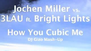 Jochen Miller Vs. 3lau Ft. Bright Lights How You Cubic Me Dj Gizo Mash-up