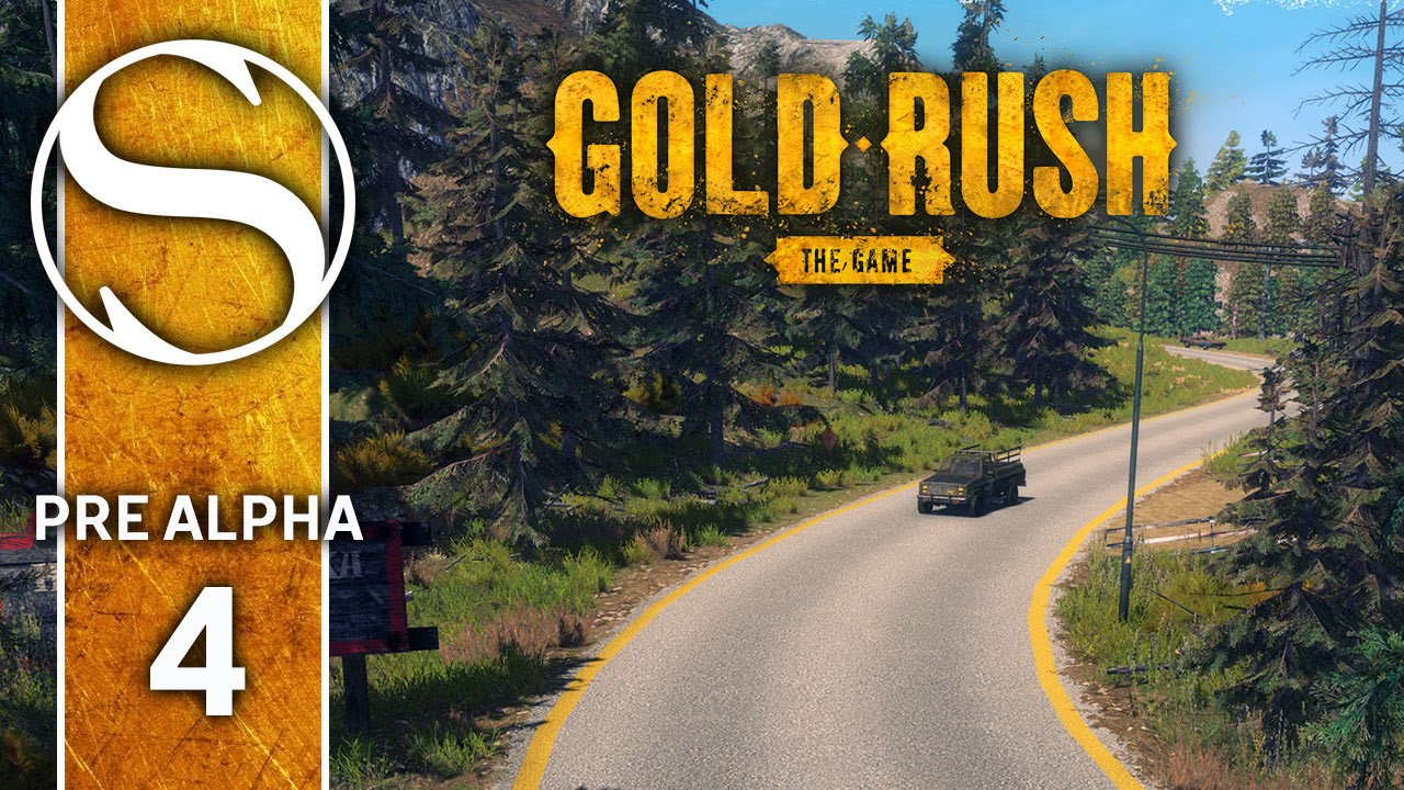Gold rush the game release date