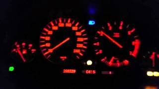 Bmw 535i e39 v8 acceleration 0/200 manual